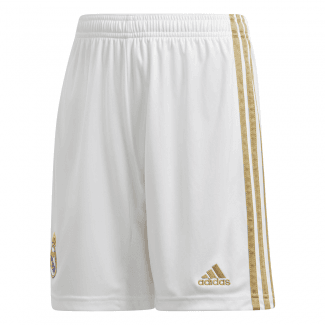 Real Madrid Home Junior Short 2019/2020