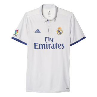 Real Madrid Home Mens adizero Jersey 2016/2017