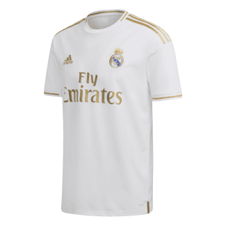 Real Madrid Home Mens Jersey 2019/2020