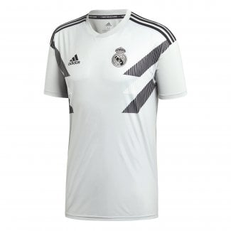 Real Madrid Home Mens Pre-Match Jersey