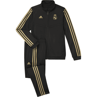 Real Madrid Junior Presentation Suit
