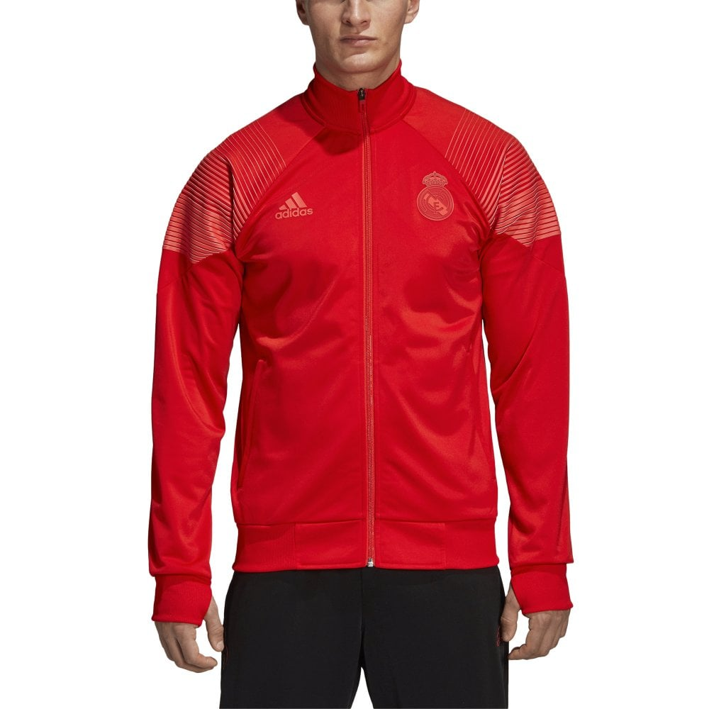 low priced 404d2 50936 Adidas Real Madrid Mens Icon Track Jacket - Adidas from ...