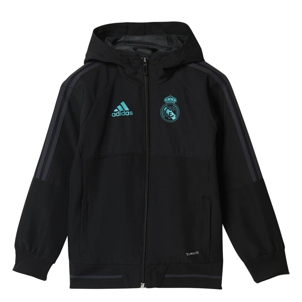 Real madrid presentation jacket