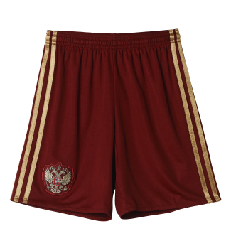 Russia Home Junior Short 2016