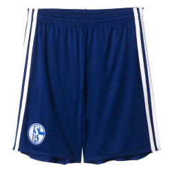 Schalke 04 Home Junior Short 2016/2017