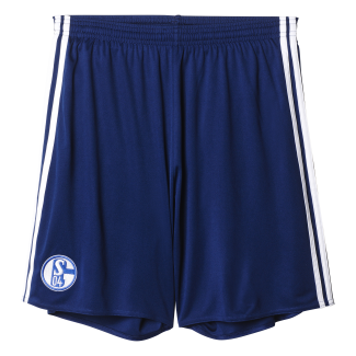 Schalke 04 Home Mens Short 2016/2017
