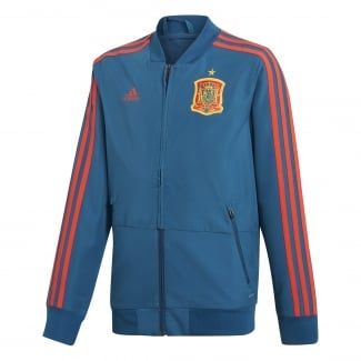 Spain Junior Presentation Jacket 2018