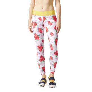 STELLASPORT Womens Rose Printed Sport Tight