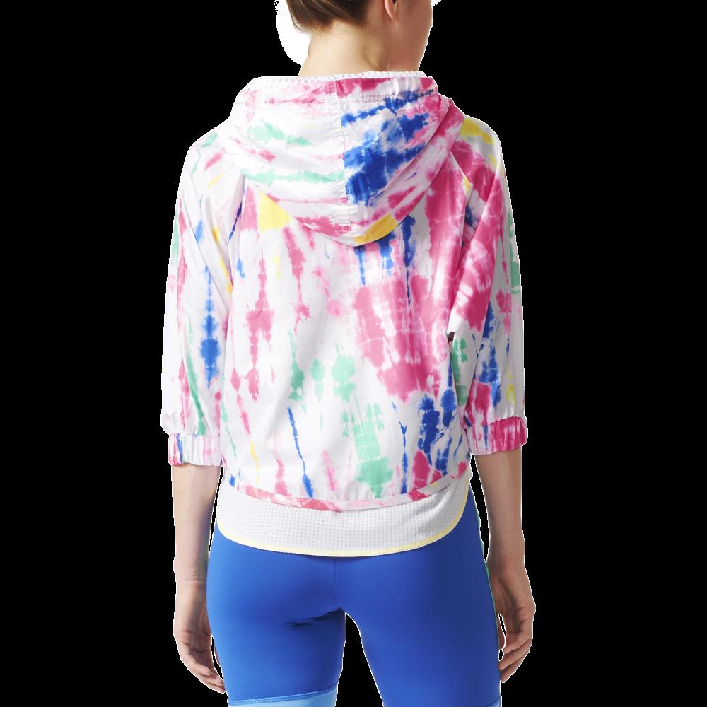 Women's adidas STELLASPORT Tie-Dye Jacket