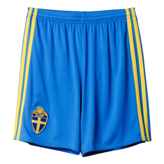 Sweden Home Junior Short 2016