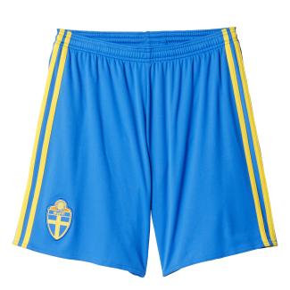 Sweden Home Mens Short 2016