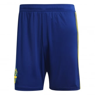 Sweden Home Mens Short 2018