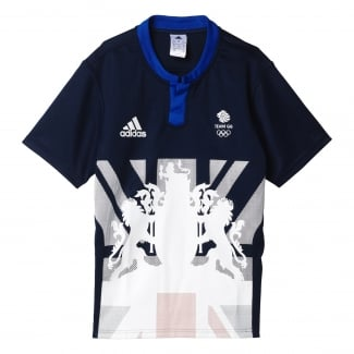 Team GB Junior Away Rugby Jersey
