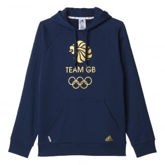 Team GB Mens Hooded Top