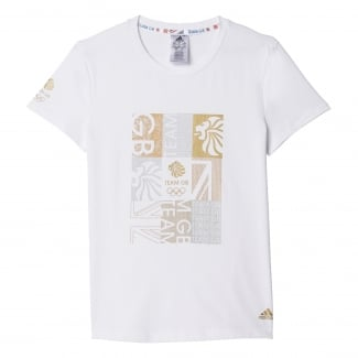 Team GB Womens Graphic Tee