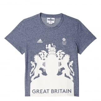 Team GB Womens Village Tee