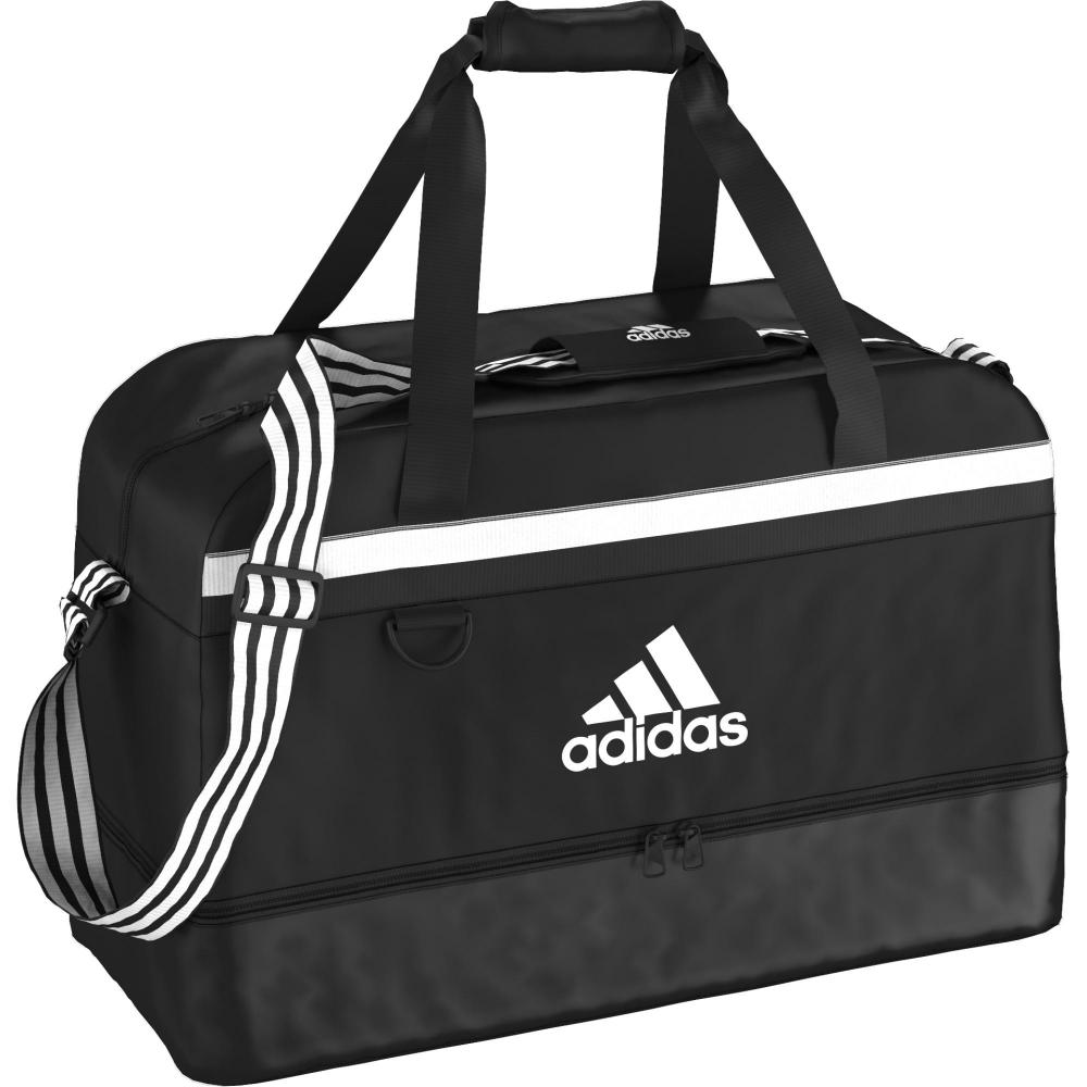 adidas Tiro Team Bag Large in Black  69e44c61dee79