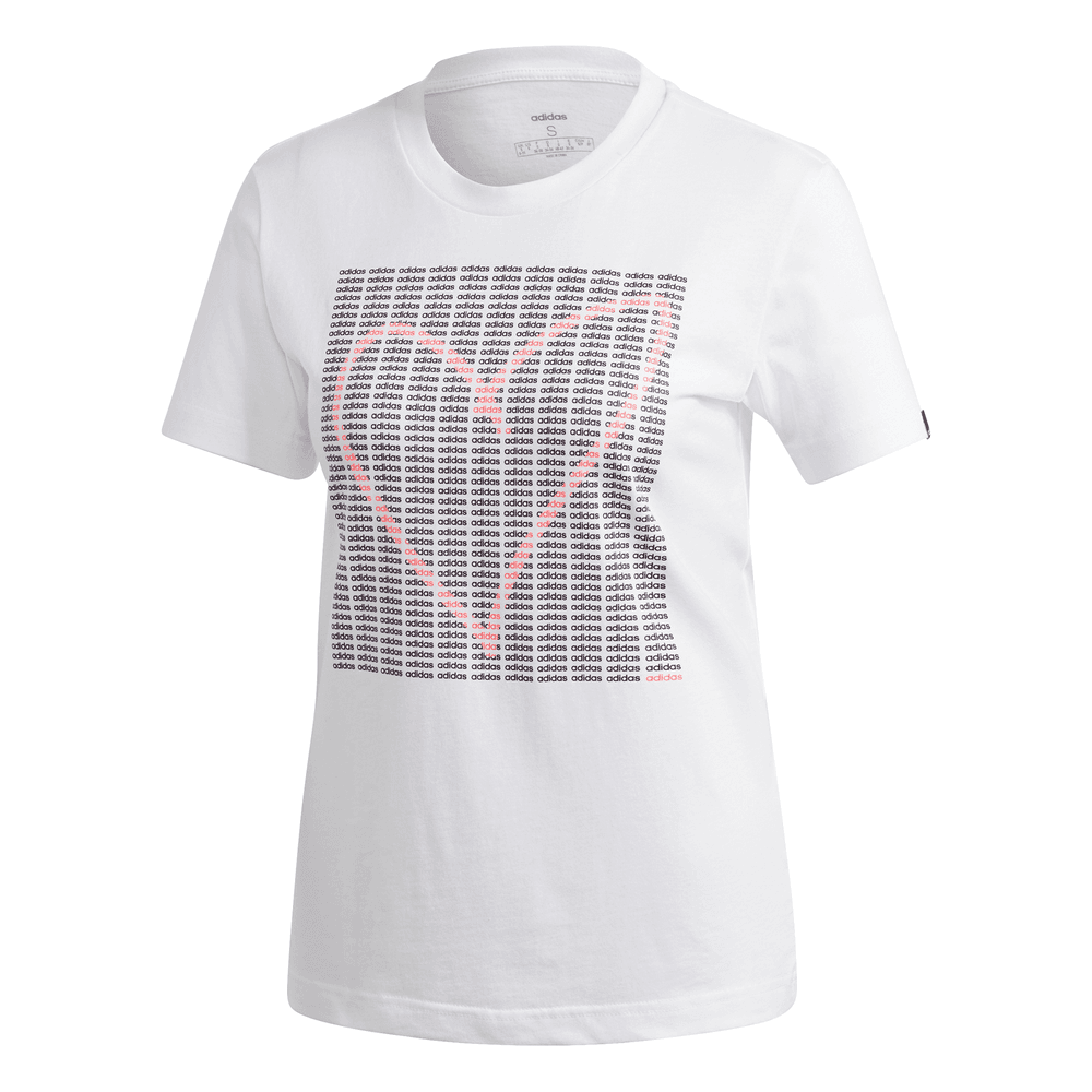fuerte Inflar escalar  Adidas Womens Adi Heart Graphic T-Shirt - Women from Excell Sports UK