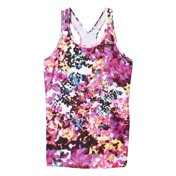 Adidas Womens All-Over Print Tank