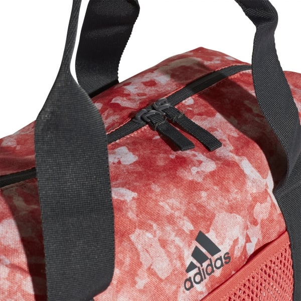 Adidas Womens Core Graphic Duffel Bag