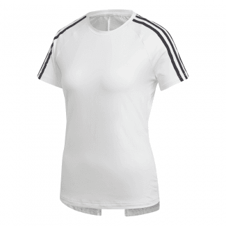 Womens Design 2 Move 3-Stripes T-Shirt