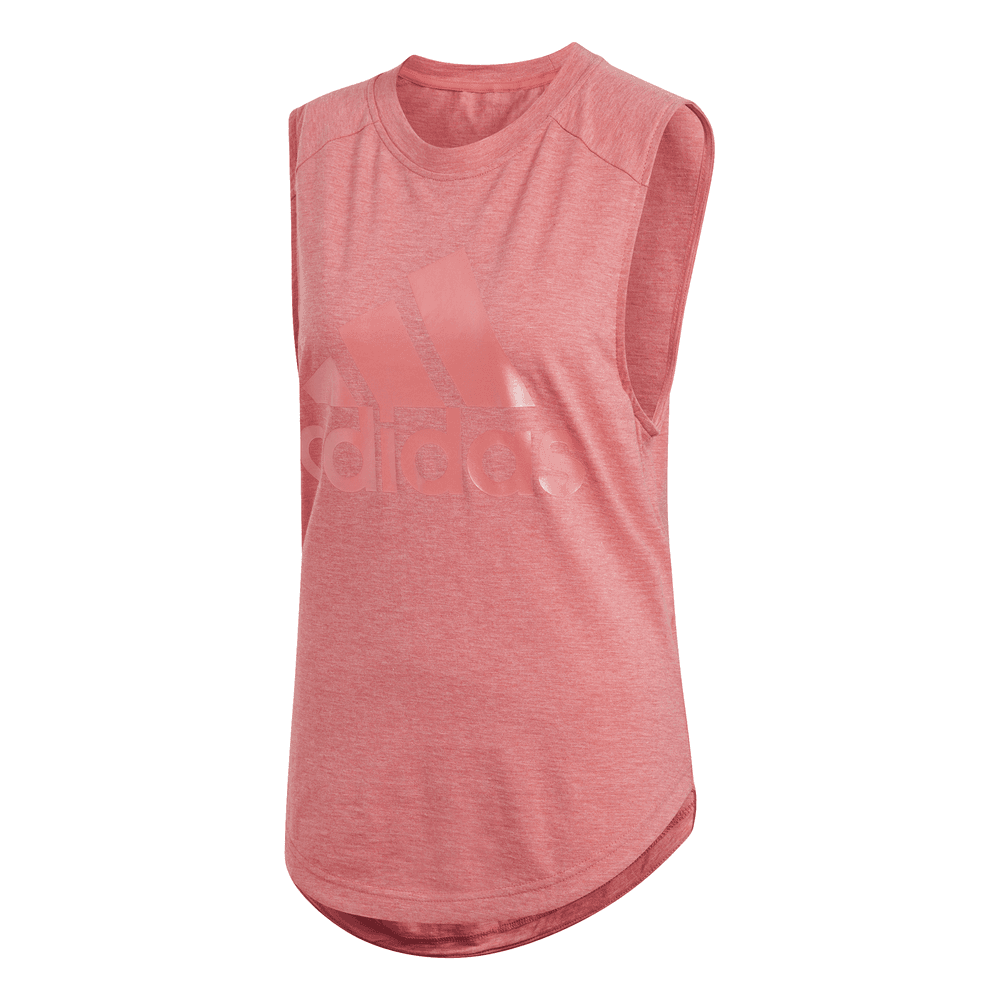 7e87ae1bc0d Adidas Womens ID Winners Muscle Sleeveless T-Shirt - Adidas from Excell  Sports UK
