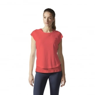 Womens Supernova TKO Two-Layer Tee