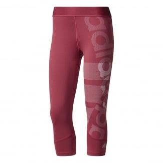 Womens Techfit Capri
