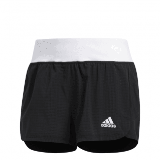 Womens Two-in-One Mesh Shorts