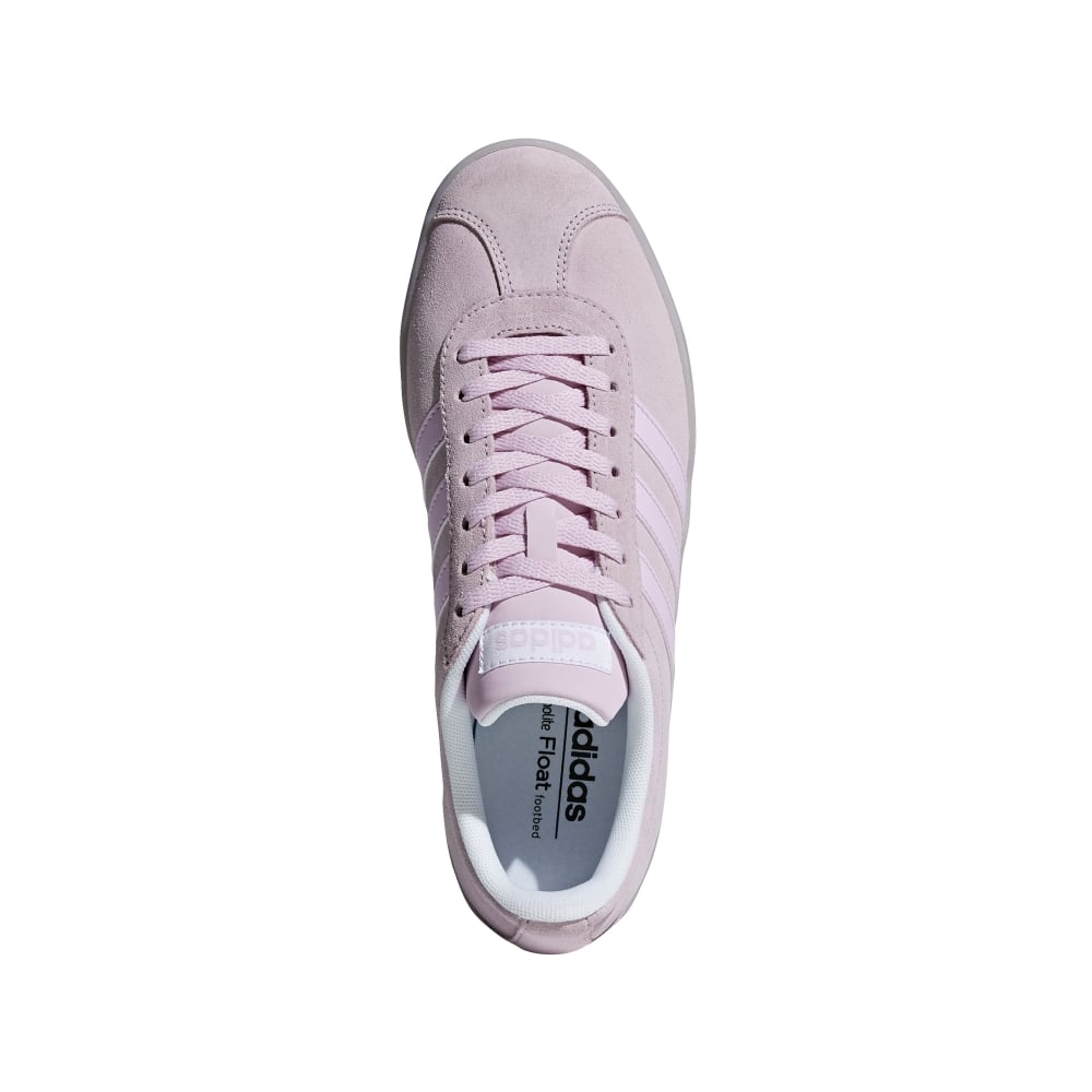 low priced fea9b 76e5e ... Adidas Womens VL Court 2.0 Shoe ...