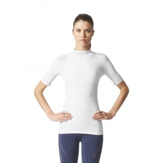 Womens Warp-Knit Tee