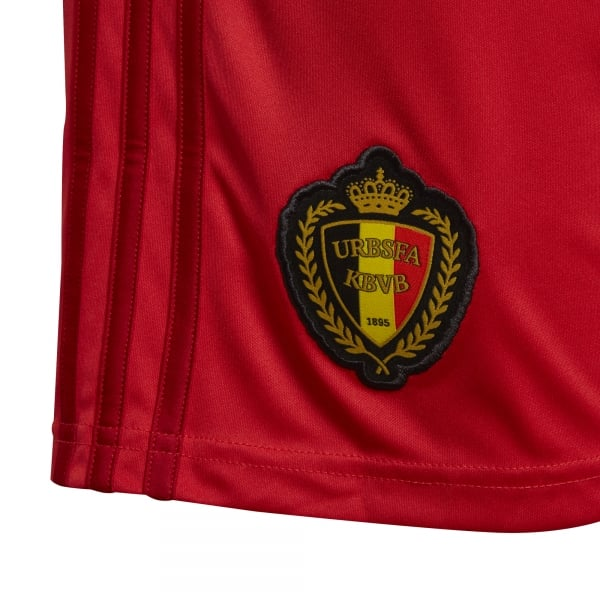 adidas Youth Belgium Home Shorts