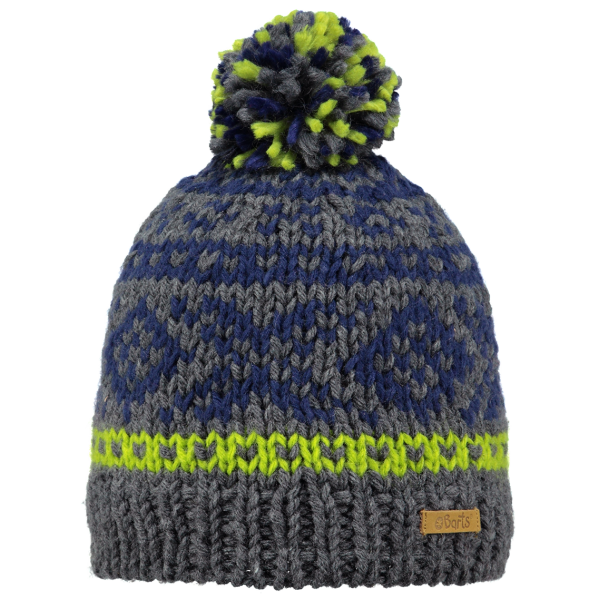 Barts Juniors Log Cabin Beanie