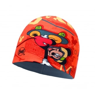 Kids Disney Microfibre and Polar Hat