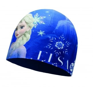 Kids Elsa Microfiber and Polar Hat