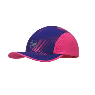 Optical Pink Run Cap