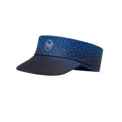 R-Equilateral Cape Blue Pack Run Visor