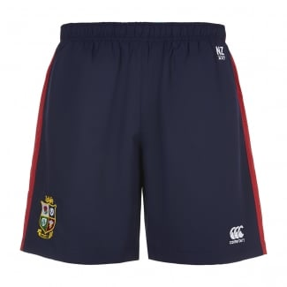 British & Irish Lions Mens Woven Gym Shorts