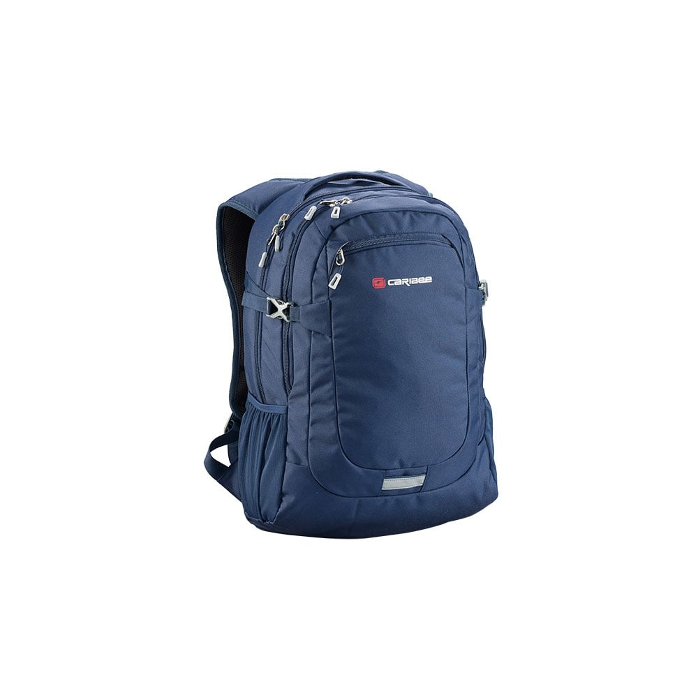 Caribee 30L Nile Backpack Navy or Black