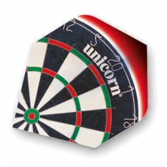 Core .75 Flights - Plus - Unicorn Dartboard