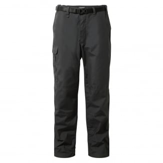 Men's Black Pepper Classic Kiwi Trousers