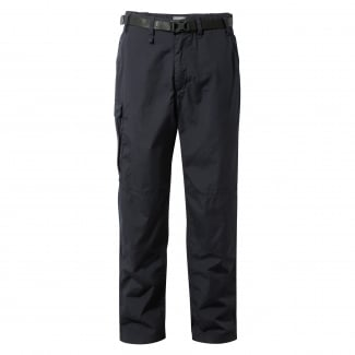 Men's Dark Navy Classic Kiwi Trousers