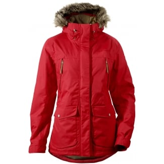 Womens Covert Parka