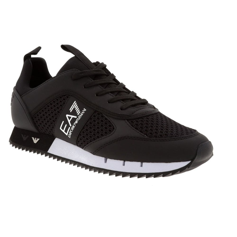 EA7 Mens Trainers - Men from Excell
