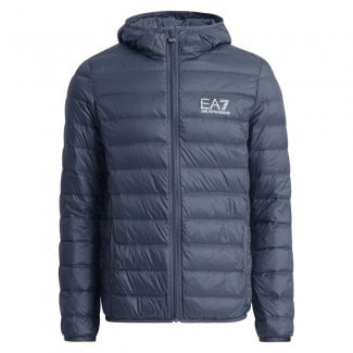 Mens Woven Down Jacket