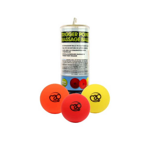 Fitness Mad Massage Ball Set