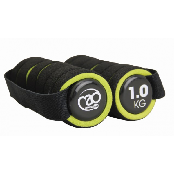 Fitness Mad Pro Handweight 1.0kg