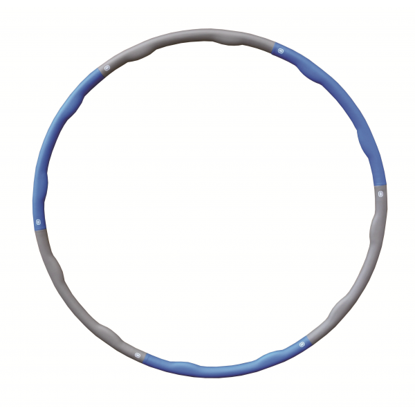 Fitness Mad Weighted Wave Hula Hoop (2kg)
