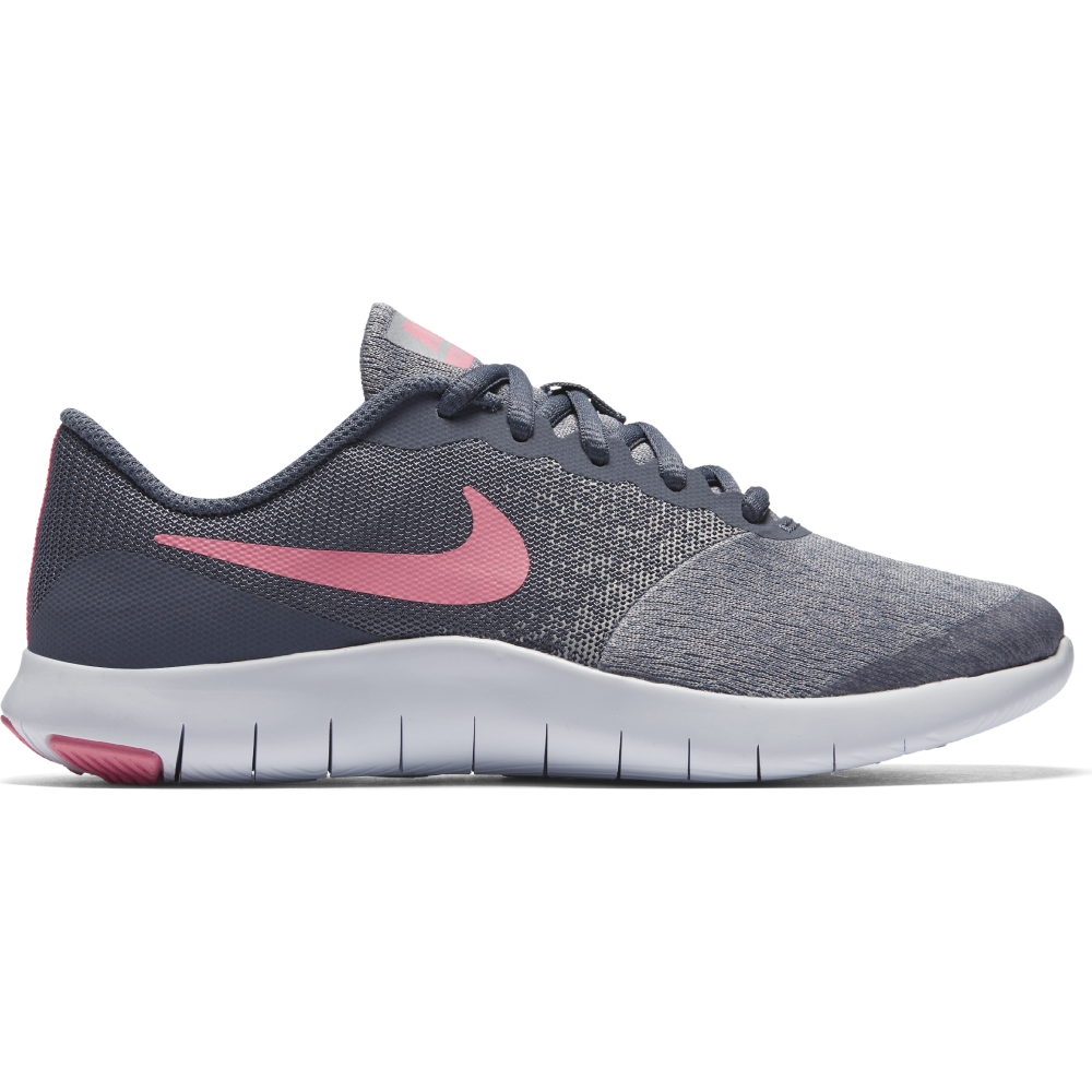 58c7a9f65993 Nike Girls  Nike Flex Contact Running Shoe in Carbon
