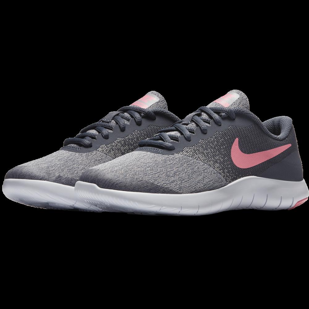 79083b66da7be Nike Girls  Nike Flex Contact Running Shoe in Carbon